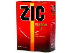 Жидкость для АКПП ZIC Dexron ATF III 4л. Челябинск