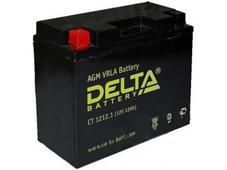 Аккумулятор Delta CT1212.1 12V 12Ah (YT12B-BS) пп. Челябинск
