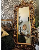 """Зеркало в раме """"Меривейл"""" (19C. gold). Челябинск"""