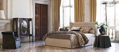 Кровать «Tommy capitonne». Челябинск