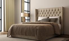 Кровать, натуральная кожа. Челябинск