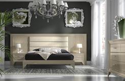 Спальня Dormitorio Black Silver. Челябинск
