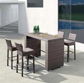 Барный стол и стулья Стреза. Челябинск