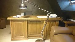 Письменный стол из ясеня. Челябинск