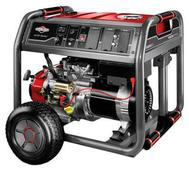 Бензогенератор Briggs & Stratton Elite 8500ЕА. Челябинск