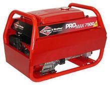 Бензогенератор Briggs & Stratton ProMax 7500EA