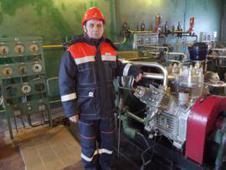 Машинист двигателей внутреннего сгорания. Челябинск