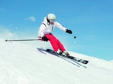 Горные лыжи. Челябинск