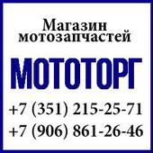 Храповик кикстартера Муравей. Челябинск