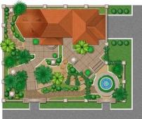 Съемка земельного участка для разработки дизайн-проекта