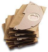 Бумажные фильтр-мешки для пылесососв серии (WD 2.200, MV 2) 5шт/упак. Челябинск
