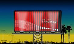 Реклама на билбордах. Челябинск