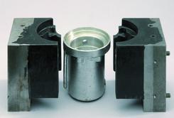 Металлополимеры для изготовления форм и деталей. Челябинск