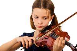 Обучение игре на скрипке. Челябинск