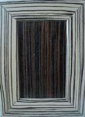 Фасад: шпон зебрано + эбен. Челябинск