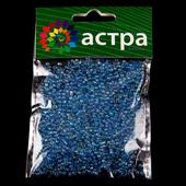 Бисер Астра 11/0, 20г (163 голубой). Челябинск
