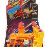 Игрушка с драже «Shooting gun» 12шт (12кор). Челябинск