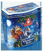 Жестяная подарочная банка «Christmas Bells» — чай «С чабрецом». Челябинск