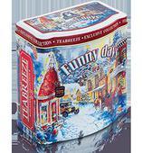 Жестяная подарочная банка «Funny Days» — чай «Очарование Востока». Челябинск