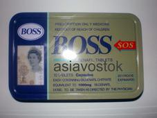 "Препарат ""BOSS-SOS"" 1 УП.-10 капсул. Челябинск"