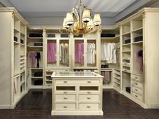 Изготовление гардеробных систем для комнаты. Челябинск