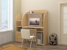 Стол компьютерный «Орех». Челябинск