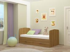 Кровать с 2-я ящиками. Челябинск