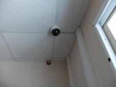 Установка видеонаблюдения в офисе. Челябинск