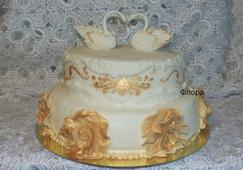Свадебный торт на заказ. Челябинск