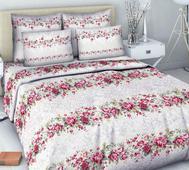 Комплект постельного белья Евро-стандарт Французский шарм от ТМ. Челябинск