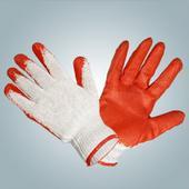 Перчатки трикотажные с латексным покрытием от ТМ. Челябинск