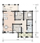 Дом 150 кв.м. + участок 10 соток