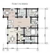 Дом 120 кв.м. + участок 10 соток