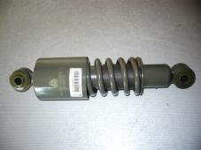 Амортизатор кабины передний (с пружиной, регулируемый) L=330 Howo WG1642430385