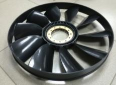 Вентилятор (D=600, 10 лопастей) Howo  VG1500060447