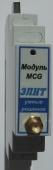 MCG. Модуль связи GSM