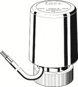 Schneider Electric TAC MZ09T. Термоэлектрический привод для радиаторов