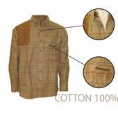 Рубашка Remington. р. M (коричневая), RM1200-265, шт. Челябинск