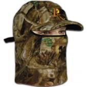 Шапка (флисовая маска с козырьком) Remington (флис), р. L (лес), RM1507-950, шт. Челябинск