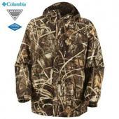 Куртка Columbia Camo Watertight Jacket, хаки (лес) р. М, HM2019-934 M, шт. Челябинск