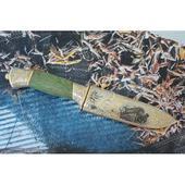 Нож подарочный НР3 ЦМ «Охота» НЗЧ ЭИ 107. Челябинск