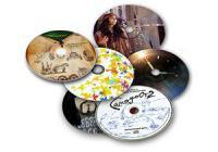 Печать на CD, DVD дисках. Челябинск