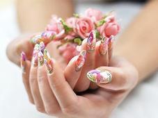Моделирование ногтей. Челябинск