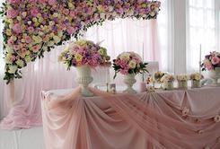 Оформление свадебного зала. Челябинск
