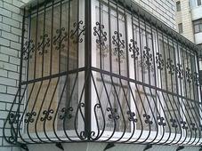 Решетка на балкон. Челябинск