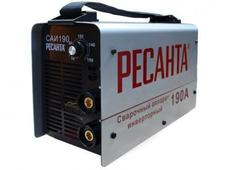 Сварочный инвертор Ресанта САИ-190. Челябинск