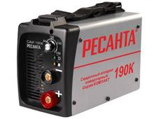 Сварочный инвертор Ресанта САИ-190К. Челябинск