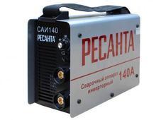 Сварочный инвертор Ресанта САИ-220. Челябинск