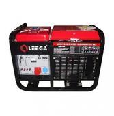 Дизельный генератор LEEGA LDG12-3. Челябинск