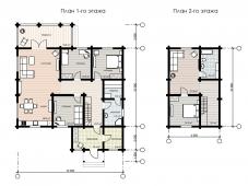 Дом 200 кв.м.